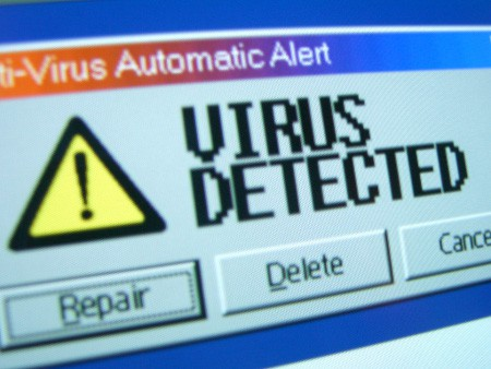 Removing Viruses in Townsville