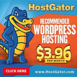 Hostgator Advertisement