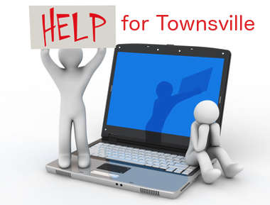 Computer help in Townsville