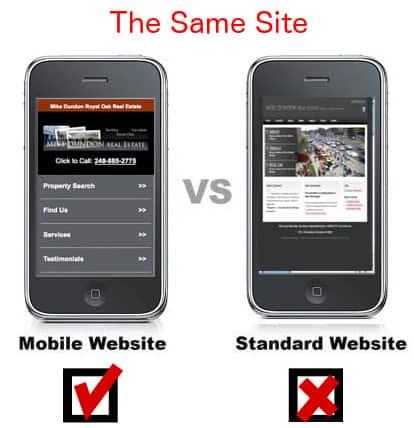 same-desktop-mobile-site-comparison